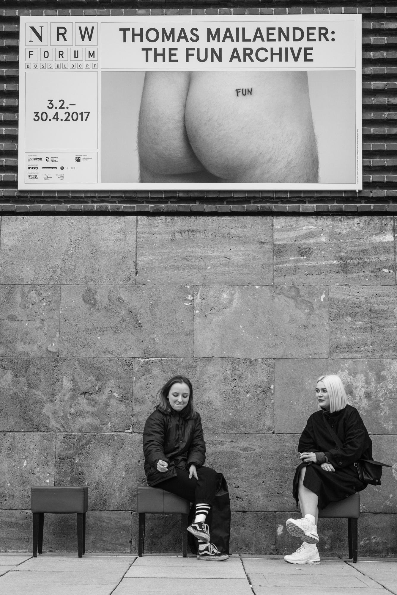 Düsseldorf 14. bis 24. April