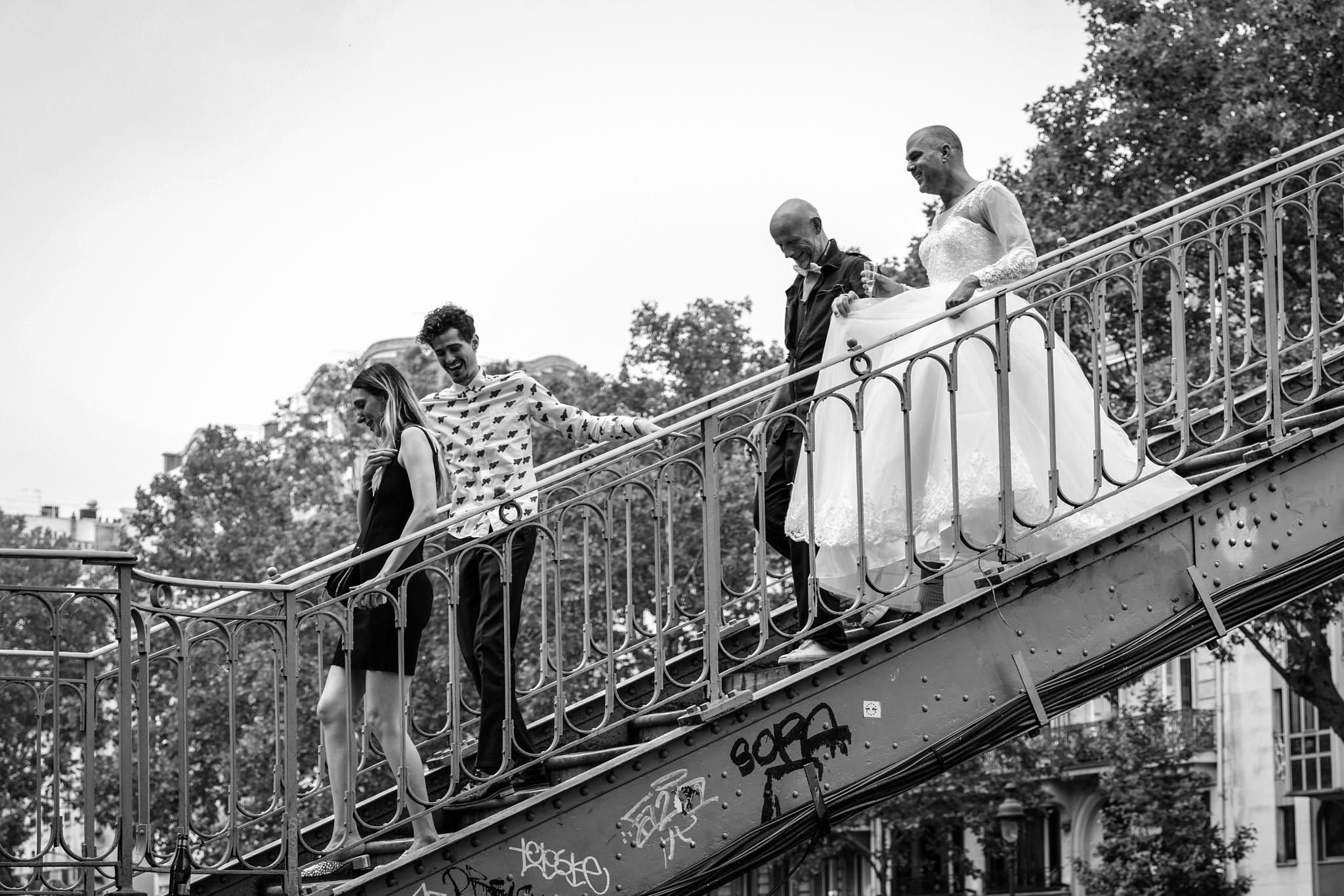Paris, Leica SL 601, Vario Elmarit 24-90 und Noctilux 50mm 1.0