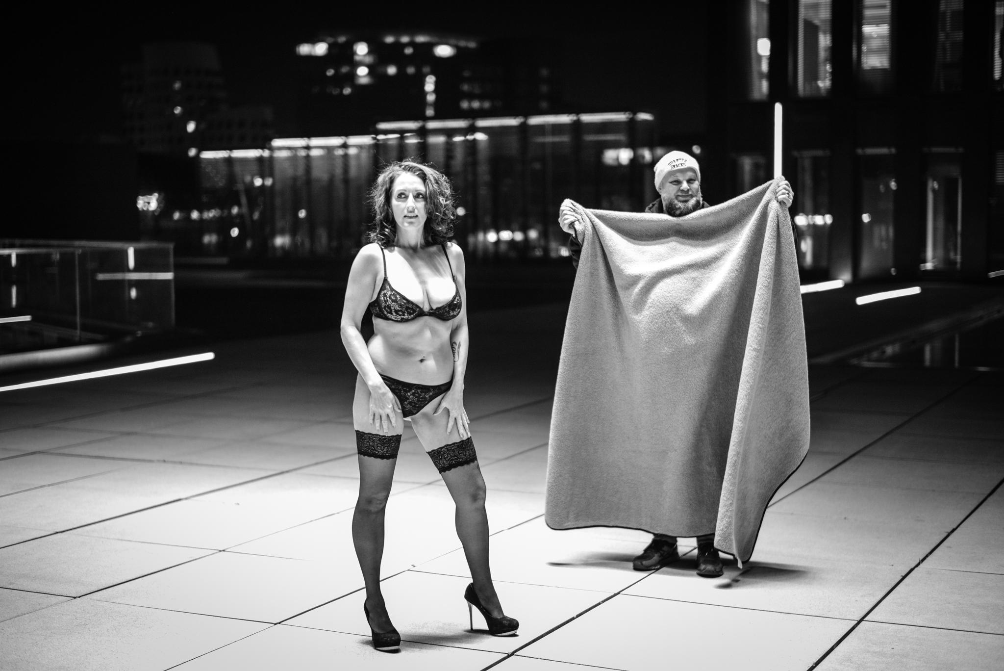 Leica M246 Monochrom bei Nude@Night in Düsseldorf und ein paar Schnappschüsse